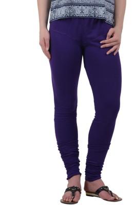 American-Elm Women's Blue Leggings