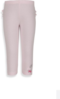 Mothercare Baby Girl's Pink Leggings
