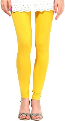 Paranoid Women's Yellow Leggings