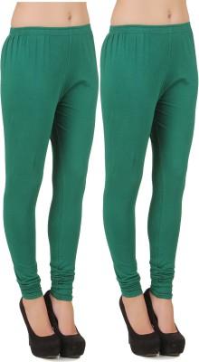 Stylishbae Women's Dark Green, Dark Green Leggings