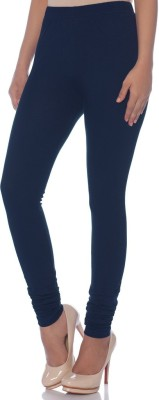 Tejshree Women's Blue Leggings