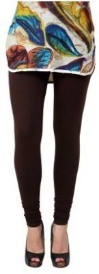 Edge Plus Women's Brown Leggings