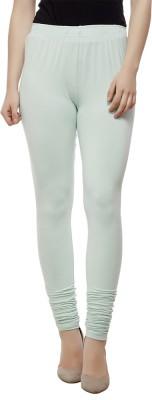 Adorz Wears Women's White Leggings