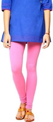 Huggers Women's Pink Leggings