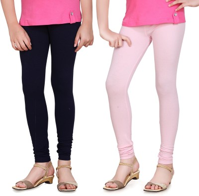 Sini Mini Girl's Blue, Pink Leggings