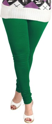 Paranoid Women's Dark Green Leggings