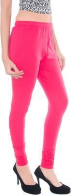 Kashish Enterprises Women's Pink Leggings