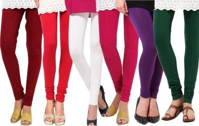 Viba London Women's Multicolor Leggings