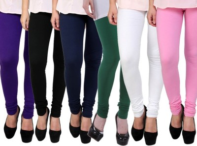 Fashion Guru Trading Churidar Leggings Legging