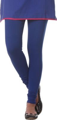 Delizia Women's Blue Leggings