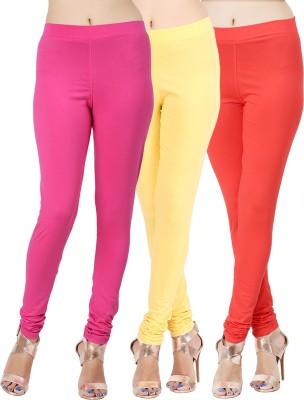 Lula Ms Women's Pink, Yellow, Red Leggings