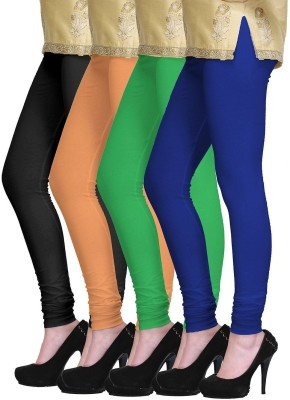 Viba London Women's Multicolor Leggings