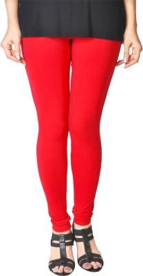 Paranoid Women's Red Leggings