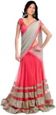Loot Lo Creation Embroidered Women's Ghagra, Choli, Dupatta Set