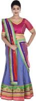 Tishitas Chaniya, Ghagra Cholis - TISHITAS Printed Women's Ghagra, Choli, Dupatta Set(Stitched)