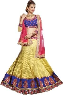 Fashion4masti Embroidered Women's Lehenga Choli