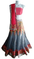 Shubhavasar Chaniya, Ghagra Cholis - ShubhAvasar Embroidered Women's Lehenga, Choli and Dupatta Set(Stitched)