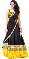 Saiyaara Fashion Chaniya, Ghagra Cholis - Saiyaara Fashion Self Design Women's Lehenga Choli(Stitched)