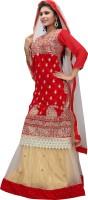 Vistara Lifestyle Chaniya, Ghagra Cholis - Vistara Lifestyle Embroidered Women's Lehenga Choli(Stitched)