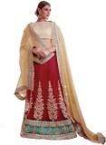 Kanheyas Embroidered Women's Lehenga, Ch...