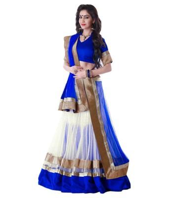 Advait Embroidered Women's Lehenga, Choli and Dupatta Set