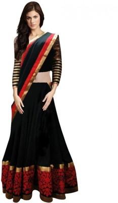 Cozee Shopping Self Design Women's Lehenga, Choli and Dupatta Set