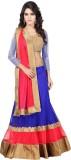 Riddhi Siddhi Net Embroidered Lehenga Ch...