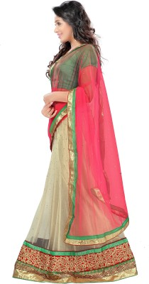 Sanskar Fashion Embellished Women's Lehenga, Choli and Dupatta Set