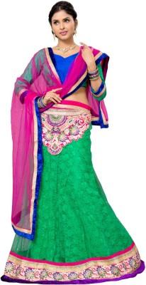 Aasvaa Self Design Women,s Lehenga Choli
