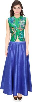 Jassu Fashion Hub Embroidered Women's Lehenga Choli