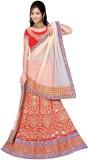 Sonika Embroidered Women's Lehenga, Chol...
