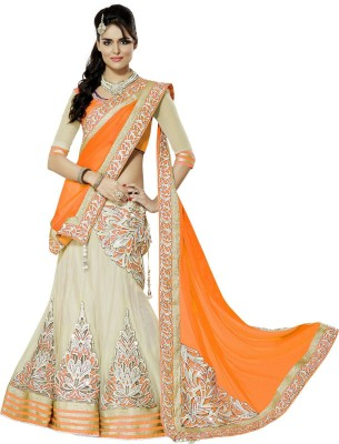 Krishna Creation Embroidered Women's Lehenga Choli