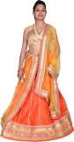 Kaaj Designs Embroidered Women's Lehenga...