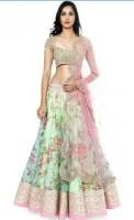 Fashion Bazar Chaniya, Ghagra Cholis - fashion bazar Embroidered Women's Lehenga Choli(Stitched)