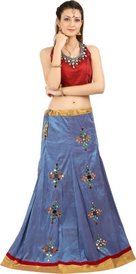 Saianna Style Studio Self Design Women's Lehenga Choli