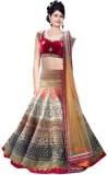 VD Fashion Embroidered Women's Lehenga, ...