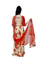 Umrao Chaniya, Ghagra Cholis - Umrao Embroidered Women's Lehenga, Choli and Dupatta Set(Stitched)