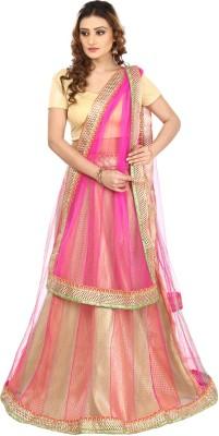 Kajal New Collection Self Design Women's Lehenga, Choli and Dupatta Set