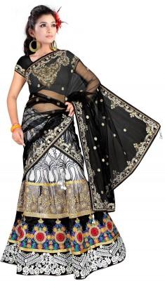Bollywood Lehenga Self Design Women's Lehenga Choli