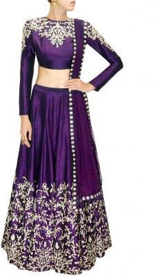Arth Enterprise Embroidered Women's Lehenga Choli