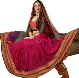 Araja Embroidered Women's Lehenga, Choli...