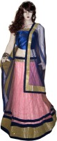 Modish Vogue Chaniya, Ghagra Cholis - Modish Vogue Self Design Women's Lehenga, Choli and Dupatta Set(Stitched)