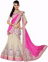 Ecoco Chaniya, Ghagra Cholis - Ecoco Self Design Women's Ghagra, Choli, Dupatta Set(Stitched)