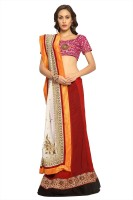 Designersareez Chaniya, Ghagra Cholis - Designersareez Self Design Women's Lehenga Choli(Stitched)