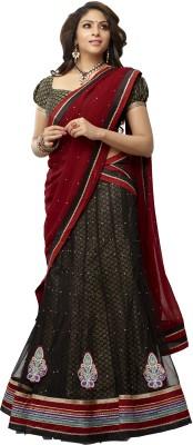 Fashion Birds Self Design Women,s Lehenga Choli