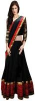 Hi fashion Chaniya, Ghagra Cholis - Hi-Fashion Embroidered Women's Lehenga, Choli and Dupatta Set(Stitched)