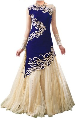 Futuremarket Embroidered Women's Lehenga Choli