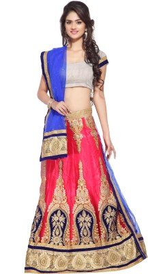 shree hari sarees Embroidered Women,s Lehenga, Choli and Dupatta Set