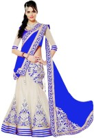 Jp Enterprise Chaniya, Ghagra Cholis - Jp Enterprise Embroidered Women's Ghagra, Choli, Dupatta Set(Stitched)