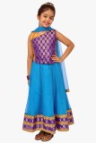 Kilkari Girls Lehenga Choli Embroidered ...